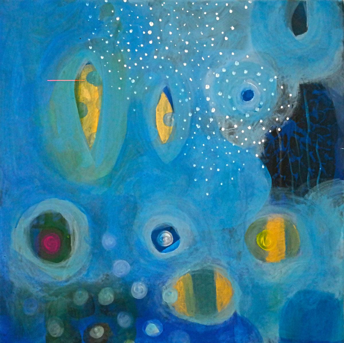 MVS, Spirit of Water 2  painting