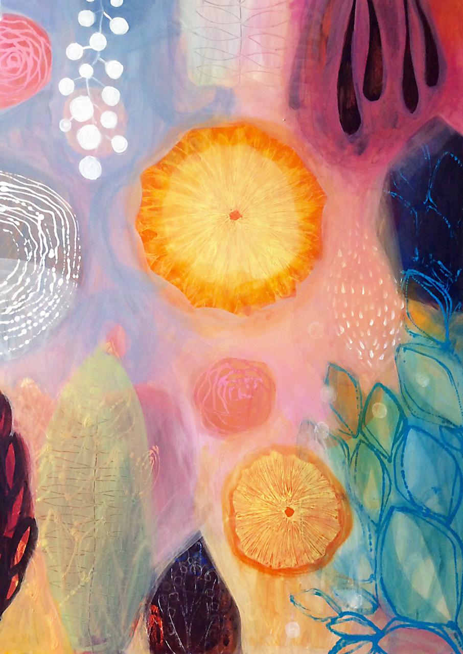 MVS, Underwater Sun painting