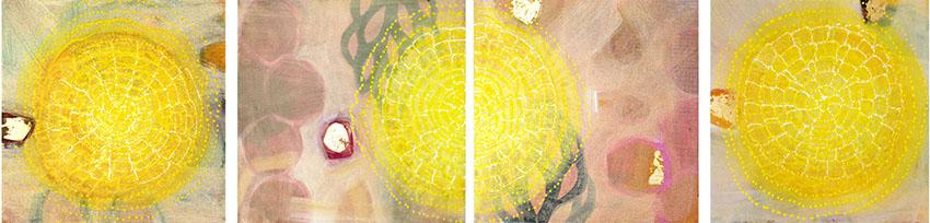 MVS, Inner Sun paintings