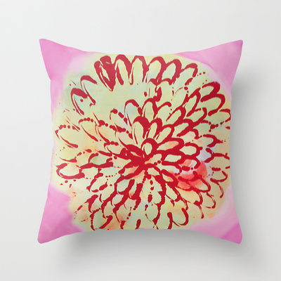 MVS Dahlia pillow